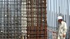 Ngành xây dựng tăng trưởng khá với tốc độ 10%, đóng góp 0,6% điểm phần trăm vào mức tăng trung. Ảnh: Tường Lâm