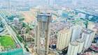 Dự án CT2-105 Usilk City được tái sinh sau nhiều năm đắp chiếu và dính nhiều tai tiếng.