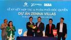 Công ty CP Hiệp Phú ký kết hợp tác cùng Công ty CP Bất động sản Danh Khôi Á Châu phân phối DA khu nghỉ dưỡng cao cấp Zenna Villas.
