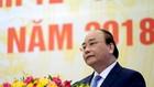 Thủ tướng Nguyễn Xuân Phúc phát biểu tại Hội nghị Chính phủ với các địa phương - Ảnh: VGP