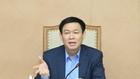 Phó Thủ tướng Vương Đình Huệ chủ trì buổi họp đầu tiên của Tổ công tác của Thủ tướng về thành lập Ủy ban Quản lý vốn nhà nước tại DN.