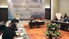 Hội nghị phổ biến Thông tư 04/2017/TT-BKHĐT về lựa chọn nhà thầu qua Hệ thống mạng đấu thầu quốc gia. Ảnh: Trần Tuyết