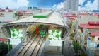 Tuyến đường sắt đô thị Cát Linh - Hà Đông sắp đưa vào khai thác thương mại