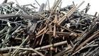 Đấu giá vật tư thiết bị, trụ điện, sắt, cáp thép phế liệu tại Vĩnh Long