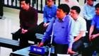 Bị cáo Đinh La Thăng tự bào chữa tại tòa phúc thẩm.