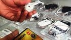 Hàng trăm thiết bị gian lận thi cử trong quán điện tử