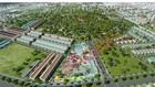Phối cảnh Dự án Công viên Thiên Bút. Ảnh Internet