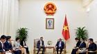 Thủ tướng tiếp tân Đại sứ Hàn Quốc và Mozambique