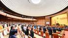 Toàn cảnh Phiên bế mạc Kỳ họp thứ 5, Quốc hội khóa XIV. Ảnh: Quochoi.vn