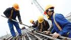 Theo điều tra, xu hướng sản xuất kinh doanh ngành xây dựng được đánh giá lạc quan. Ảnh: Tường Lâm