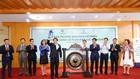 Chủ tịch HĐQT Hoàng Văn Ninh đánh tiếng cồng khai trương trong ngày giao dịch đầu tiên