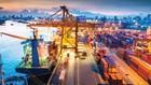 Cảng, khu bãi, khu công nghiệp, khu trung chuyển hàng hóa thuộc nhóm bất động sản logistics Việt Nam. Ảnh: JLL