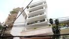 Căn nhà trên đường Huỳnh Khương Ninh được phòng QLĐT Quận 1 tham mưu cấp giấy phép xây dựng về chiều cao không đúng quy định.