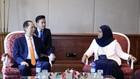 Chủ tịch nước Trần Đại Quang đã có cuộc hội kiến với Chủ tịch Thượng viện Ethiopia, bà Keria Ibrahim.