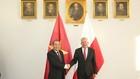 Phó Thủ tướng Thường trực Trương Hòa Bình và Chủ tịch Thượng viện Ba Lan Stanislaw Karczewski. Ảnh: VGP