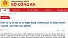 Khởi tố, bắt giam nguyên Chủ tịch BIDV Trần Bắc Hà