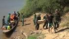 Quảng Trị: Dùng đò máy vận chuyển hàng trăm kg pháo lậu từ biên giới vào nội địa