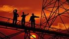 Đối tượng hưởng lợi nhiều nhất khi giá dầu tăng đến 54% trong hơn 1 tháng qua là ngành sản xuất năng lượng Mỹ - Ảnh: Global Energy.