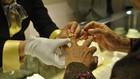 Giá vàng trong nước sáng nay đắt hơn thế giới 40.000 đồng ở chiều bán ra.
