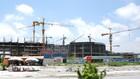 Thành An 665 đã từng tham gia thi công một số công trình tiêu biểu như Bệnh viện Bạch Mai - Cơ sở II (Hà Nam)