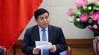 Bộ trưởng Bộ KH&ĐT Nguyễn Chí Dũng nhấn mạnh vai trò của hợp tác xã. Ảnh: Thành Chung