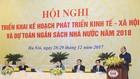 Thủ tướng Nguyễn Xuân Phúc đánh giá, năm 2017 đã đạt được nhiều kết quả bước đầu về cắt giảm điều kiện kinh doanh bất hợp lý với hơn 5.000 thủ tục hành chính. Ảnh: Trần Hải