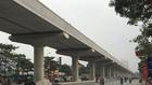 Tuyến đường sắt đô thị Nhổn - ga Hà Nội được điều chỉnh tiến độ chậm 5 năm so với dự kiến. Ảnh:Xuân Hoa