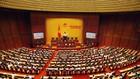 87,47% đại biểu Quốc hội tán thành Nghị quyết Chương trình xây dựng luật, pháp lệnh năm 2019, điều chỉnh Chương trình năm 2018. Ảnh: Lê Tiên