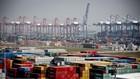 Container hàng hóa tại cảng Nansha, tỉnh Quảng Đông, Trung Quốc. (Nguồn: EPA/TTXVN)