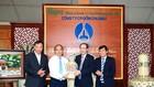 Thủ tướng Chính phủ Nguyễn Xuân Phúc thăm Tổng công ty Thương mại Hà Nội tháng 4/2018