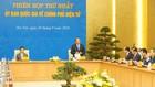 Thủ tướng Chính phủ Nguyễn Xuân Phúc chủ trì phiên họp của Ủy ban Quốc gia về Chính phủ điện tử. Ảnh: Trần Hải