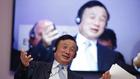 Ông Nhậm Chính Phi - Chủ tịch kiêm CEO Huawei.Ảnh: Bloomberg