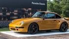Chỉ mất 10 phút, giá trị siêu xe cổ Porsche 911 đã được đẩy lên mức 3,12 triệu USD.