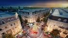 Vienna còn là thành phố của các công trình kiến trúc nổi tiếng thế giới