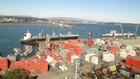 Một góc cảng Quy Nhơn. Ảnh: XH