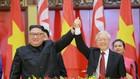 Truyền thông Triều Tiên đăng bộ ảnh ấn tượng về chuyến thăm Việt Nam của ông Kim Jong-un