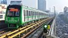 Tuyến đường sắt Cát Linh - Hà Đông đã vận hành thử được 6 tháng.