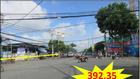 Lô bất động sản trên đường Hòa Bình, quận Tân Phú giá khởi điểm 392,35 tỷ đồng được Sacombank rao bán