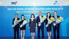 Ông Nguyễn Đăng Thanh (chính giữa) được bổ nhiệm kiêm nhiệm Chủ tịch HĐQT kiêm Tổng giám đốc TTC Land.