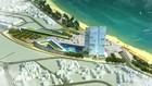 Phối cảnh dự án Khu trung tâm Đô thị thương mại dịch vụ tài chính du lịch Nha Trang tương lai - Ảnh: Sở Xây dựng tỉnh Khánh Hoà cung cấp.