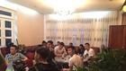 Nhóm người Trung Quốc hoạt động cờ bạc bị tại TP Vũng Tàu bị công an bắt hồi cuối năm 2018.