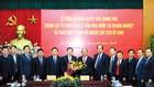 Lễ công bố Nghị quyết của Chính phủ thành lập Ủy ban Quản lý vốn nhà nước tại doanh nghiệp. Ảnh: Quang Hiếu