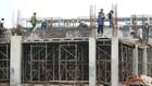 Thi công chậm tiến độ, nhà thầu Công ty CP Đầu tư xây dựng và thương mại ĐH bị chủ đầu tư chấm dứt hợp đồng. Ảnh: Minh họa
