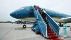 Kế hoạch lợi nhuận sau thuế năm 2018 của Vietnam Airlines ước giảm 30% so với thực hiện năm 2017 vì ảnh hưởng của giá dầu. Ảnh: Lê Tiên
