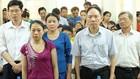 Bị cáo Phan Minh Nguyệt bị truy tố tội danh Lợi dụng chức vụ, quyền hạn trong khi thi hành công vụ. Ảnh: Việt Dũng Vnexpress
