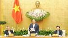 Thủ tướng Chính phủ Nguyễn Xuân Phúc chủ trì Phiên họp Chính phủ thường kỳ tháng 2/2019. Ảnh: Trần Thanh Hải