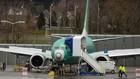 Một máy bay Boeing 737 Max 8 đang được lắp ráp tại nhà máy ở Renton - Ảnh: Bloomberg.