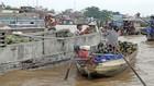 Một trong những thách thức lớn của Vùng Đồng bằng sông Cửu Long là phải đối mặt với những tác động của biến đổi khí hậu. Ảnh: Hà Phương