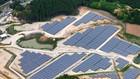 Cơ chế giá khuyến khích, nhiều án điện mặt trời được đầu tư. (Ảnh Internet)