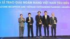 """Viettel nhận giải """"Công ty Fintech tiêu biểu nhất Việt Nam năm 2017"""""""